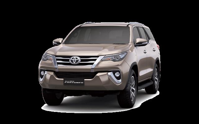 Toyota New Fortuner Jakarta