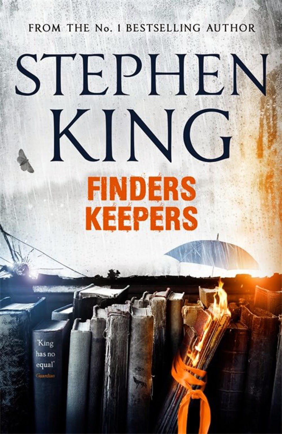 Finders Keepers by Stephen King UK edition
