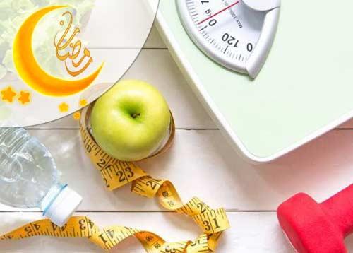 4 نصائح لخسارة الوزن في رمضان وبدون ريجيم