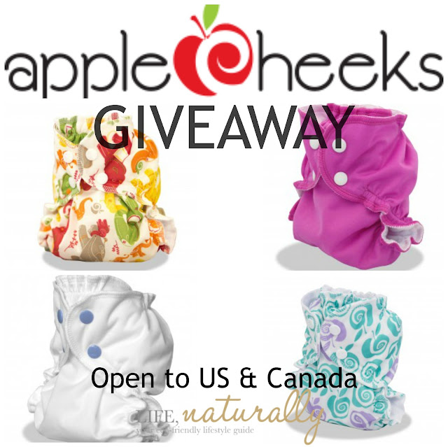 free cloth diaper, cloth diaper giveaway, cloth diaper for free, budget diapering, canadian contest, applecheeks giveaway, win cloth diapers, free diaper