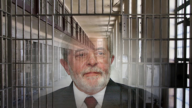 Lula vai ser preso - MPF pede prisão do ex-presidente Lula
