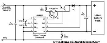usb chargeur de batterie pour batterie lithium ion