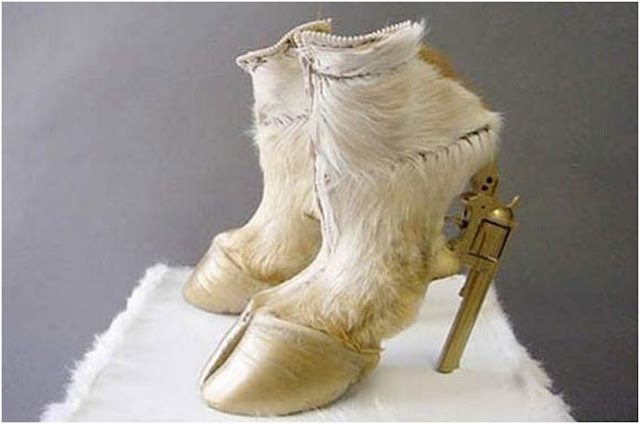 ayakkabılar ilginç