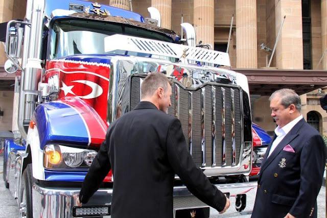 sultan mack truck see