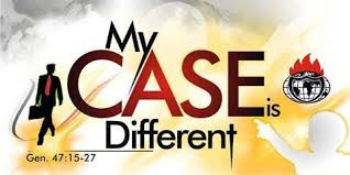 My Case is Different - Shiloh 2016