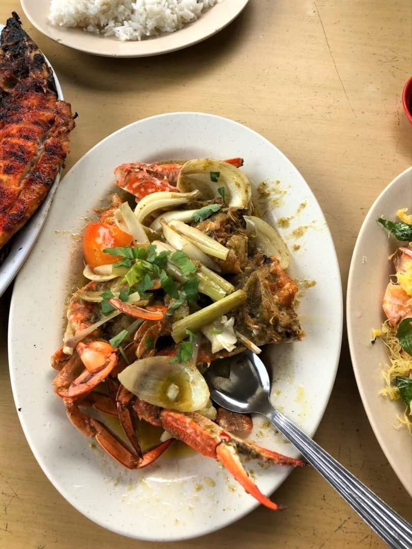 Restoran Bayu Malam, Bagan Lalang