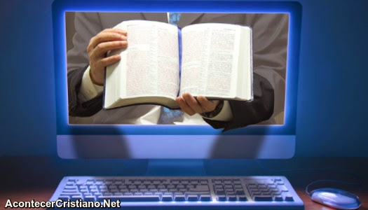 Iglesia por Internet y en redes sociales