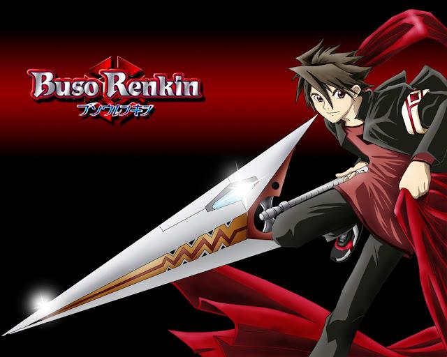 Busou Renkin (26/26) (95MB) (HDL) (Sub Español) (Mega)