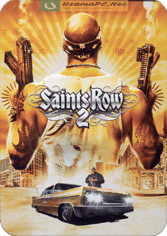 Saints Row 2 PC Game Cover
