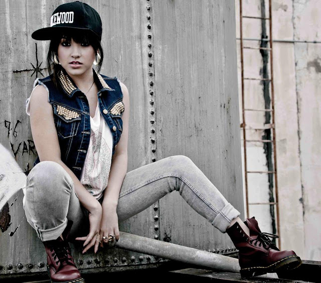 latest fashion hiphop girls fashion style