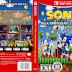 Capa Sonic Mega Anniversary Collection Nintendo Switch