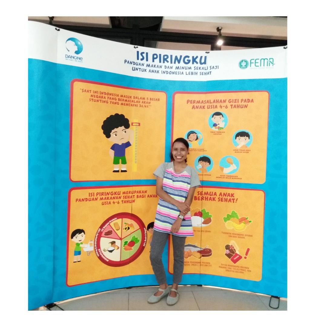 Bukan Lagi 4 Sehat 5 Sempurna Tapi Isi Piringku Penuhi Kebutuhan Nutrisi Anak Indonesia Curhat Larasati