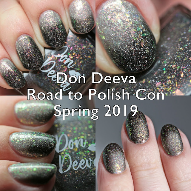 Don Deeva Road to Polish Con Spring 2019