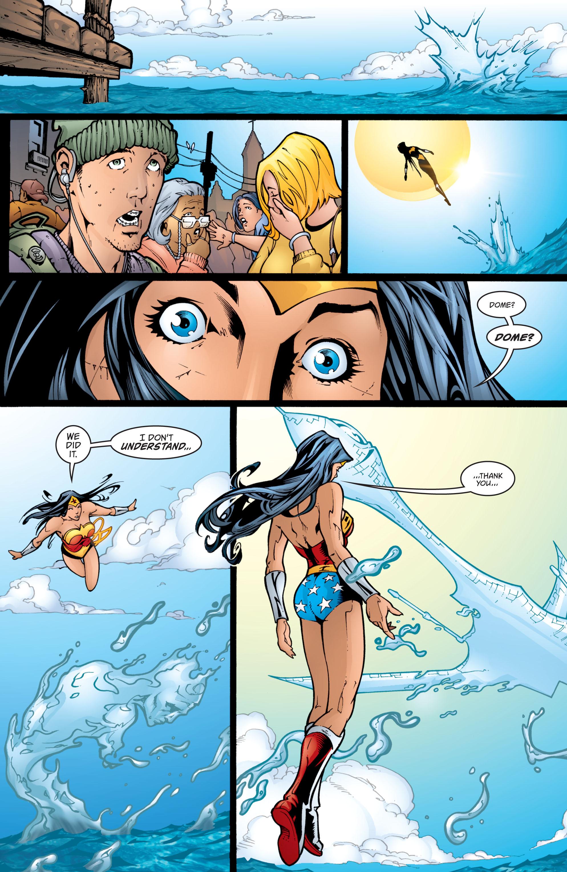 Read online Wonder Woman (1987) comic -  Issue #201 - 17