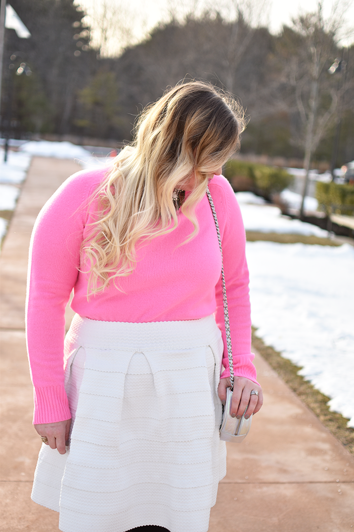 Mrs  on the Move : Valentine's Date Night Look