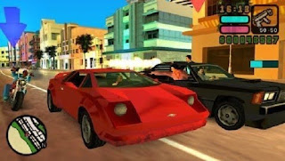تحميل لعبة GTA Vice City Stories لمحاكي PSP بحجم صغير جدا