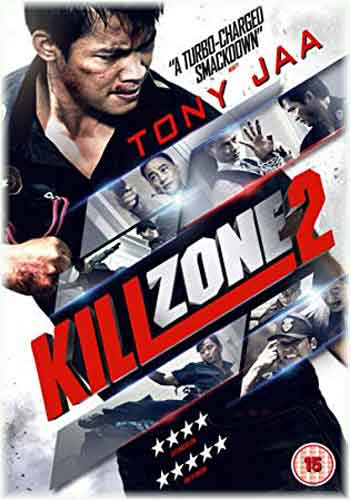 Kill Zone 2 2016 Dual Audio ORG Hindi Dubbed 720p BluRay