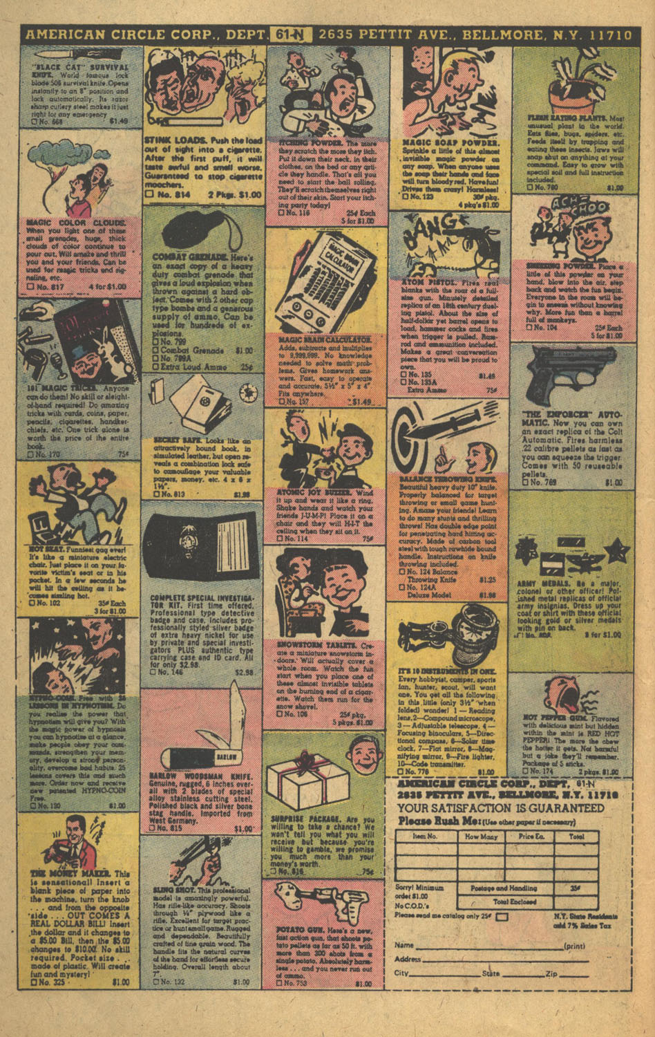 Read online Uncle Scrooge (1953) comic -  Issue #116 - 39