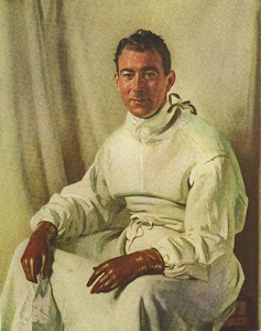 Ivor Back by Sir William Orpen