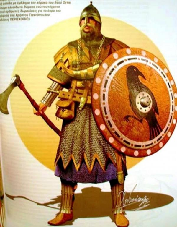 AngloSaxon & Celtic Orthodoxy: Varangian Defenders of Byzantium