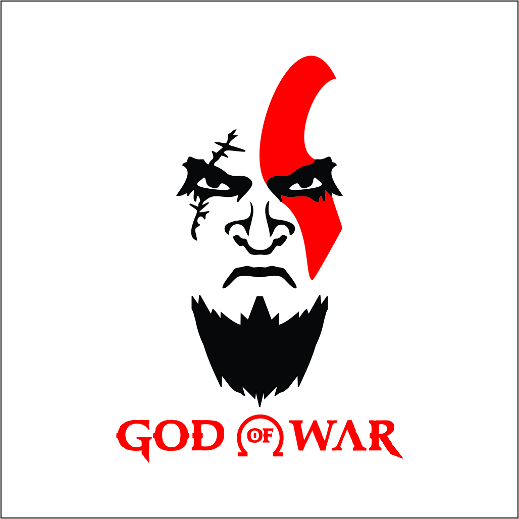 God Of War Logo Free Download Vector CDR, AI, EPS and PNG Formats
