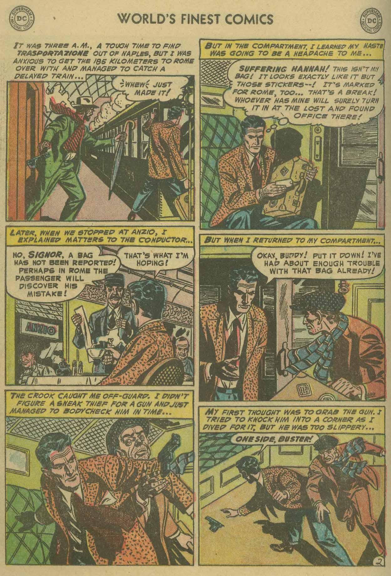 Read online World's Finest Comics comic -  Issue #69 - 44