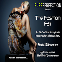 Fashion Fair monthly event (11/20 starts )