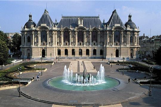 Daqui Pra Lá...de Lá Pra Cá: Palais des Beaux-Arts de Lille