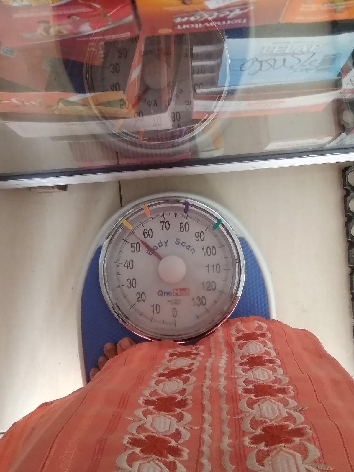 Pengalaman Turun 18 Kg tanpa Pantang Garam & Cukup Minum Air Putih