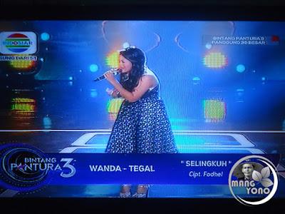 Wanda Tegal lagu Selingkuh