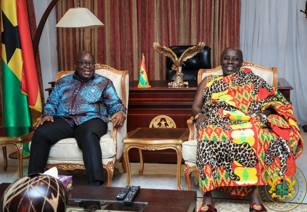 """""""Continue Works Of Adu Boahen And His Proteges"""" – President Akufo-Addo To Young Historians"""