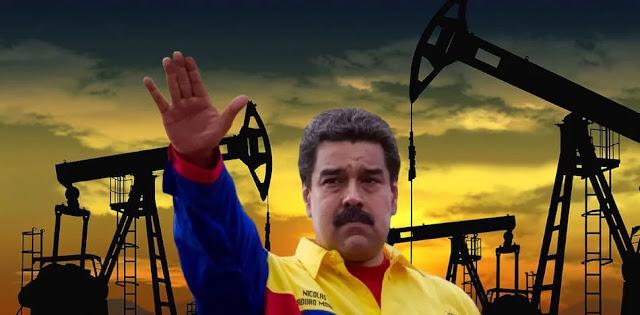 Venezuela a punto de quedarse sin gasolina