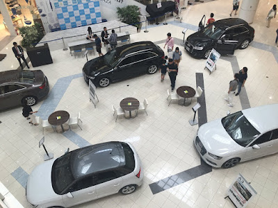 Audi越谷が特別展示会を開催します