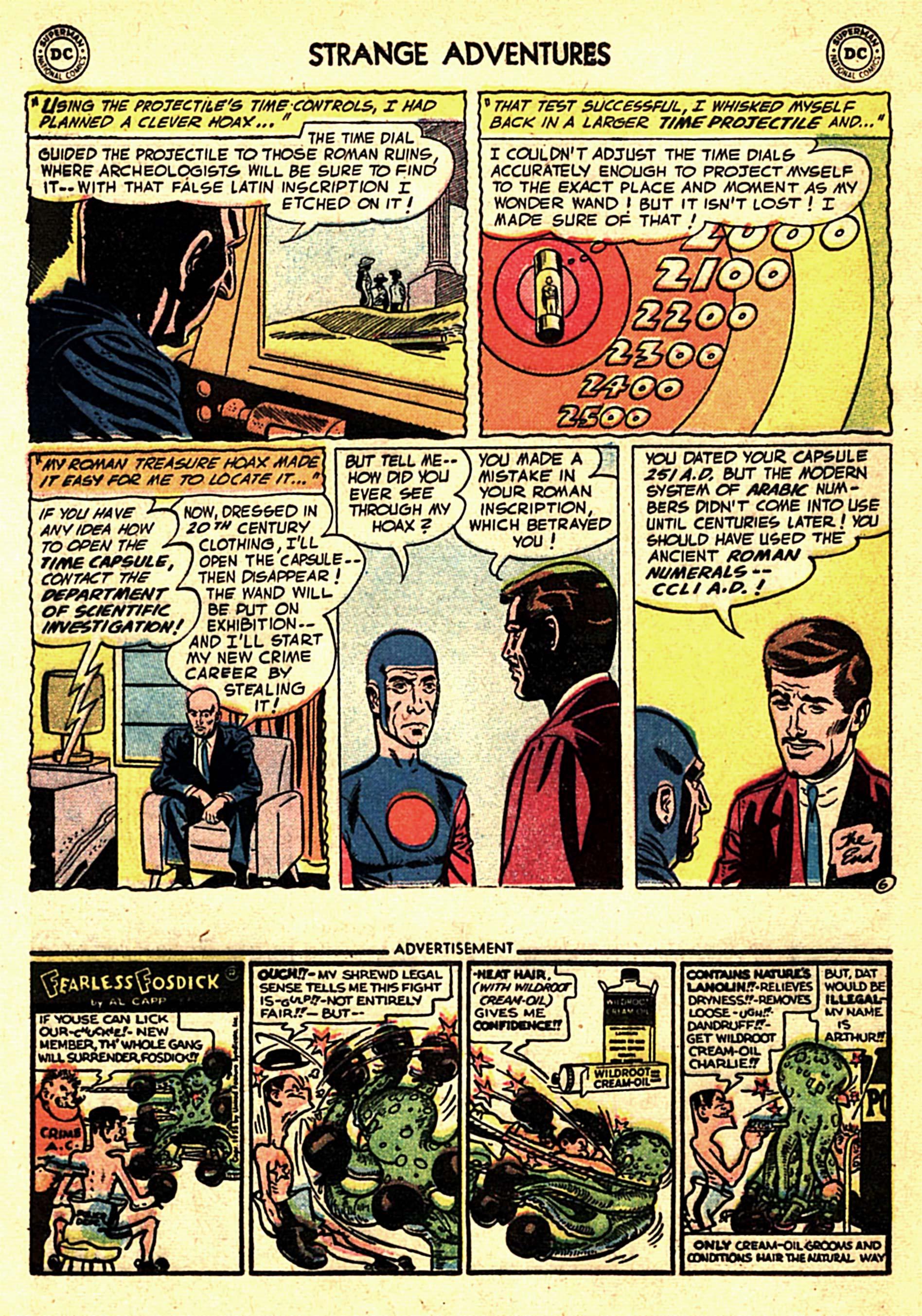 Strange Adventures (1950) issue 66 - Page 24