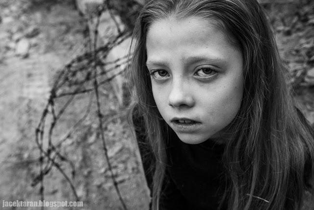dziesięć, krew, fotografia dzieci, portret dziecka, fotograf krakow, jacek taran