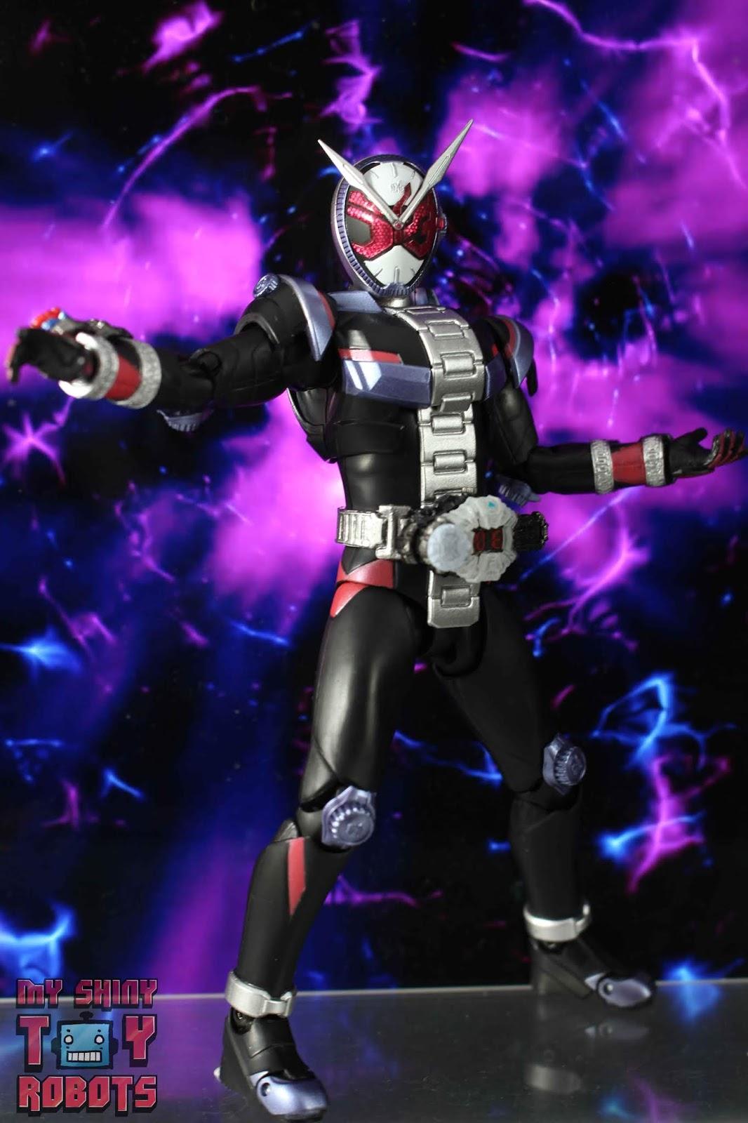 My Shiny Toy Robots: Toybox REVIEW: S H  Figuarts Kamen