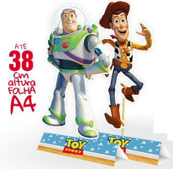 picture about Printable Toys titled Toy Tale Totally free Printable Centerpieces. - Oh My Fiesta! inside