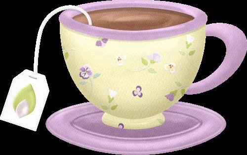 Gifs tazas y teteras para tomar caf o te for Tazas de te estilo vintage