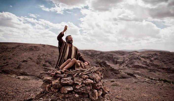 Resultado de imagen de aqeda sacrificio de abraham