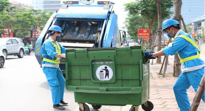 Thu phí rác theo định lượng tại sao phải xoắn