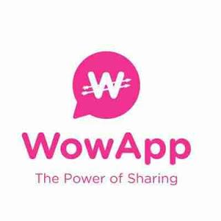 Earn money via wowapp