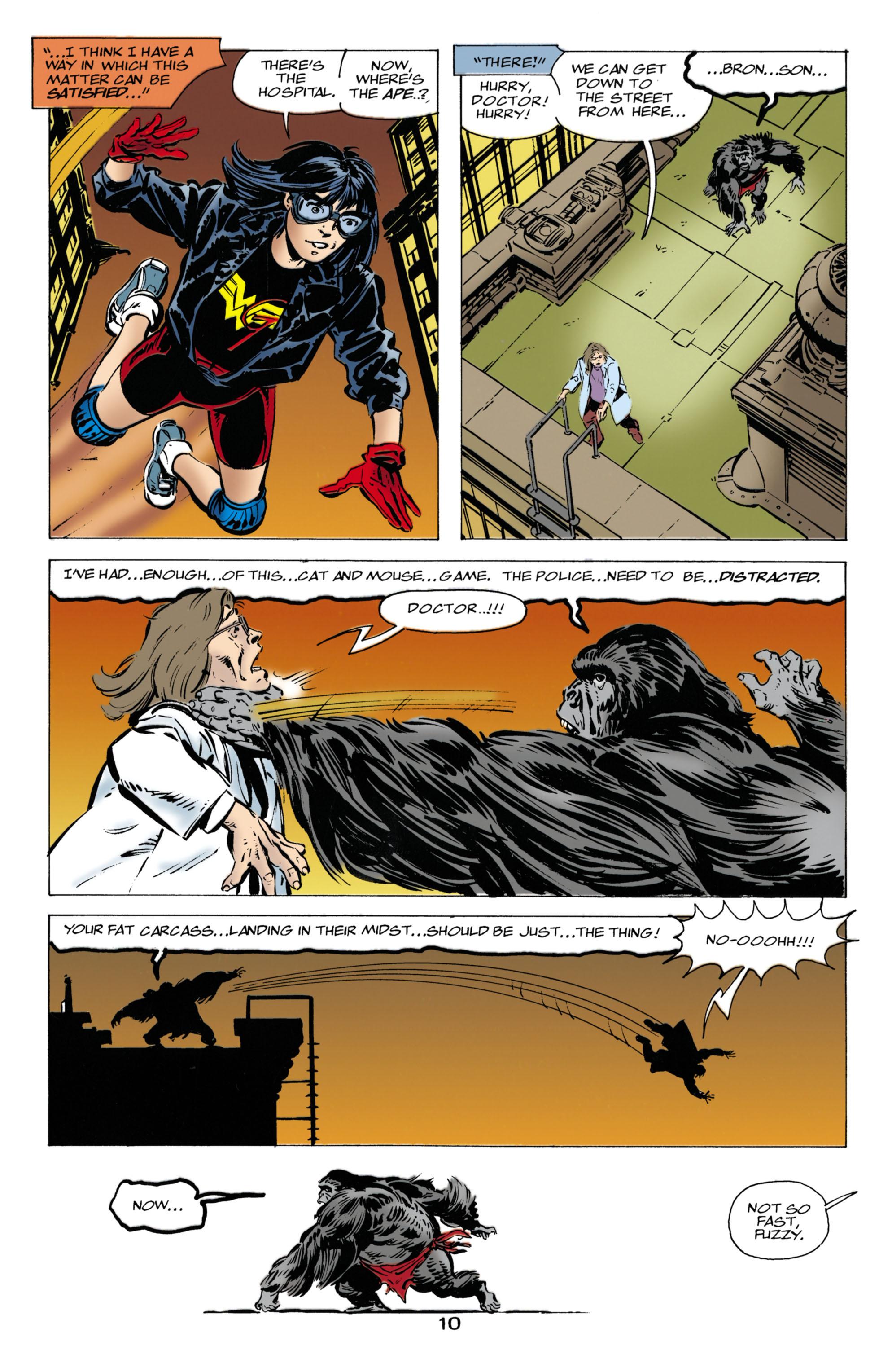 Read online Wonder Woman (1987) comic -  Issue #136 - 11