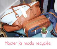 Hacter, marque recyclée