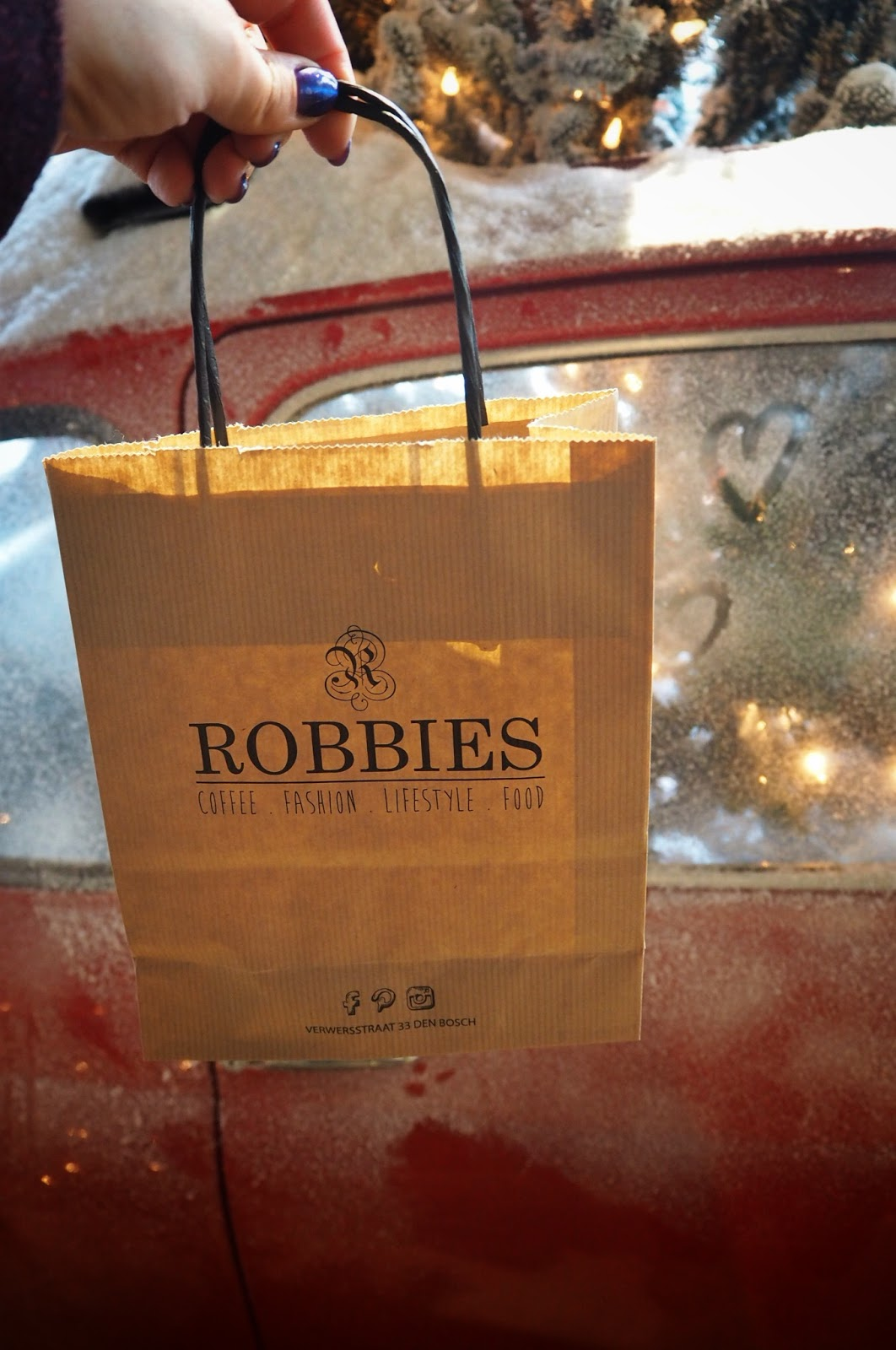 gifts from Robbies Den Bosch