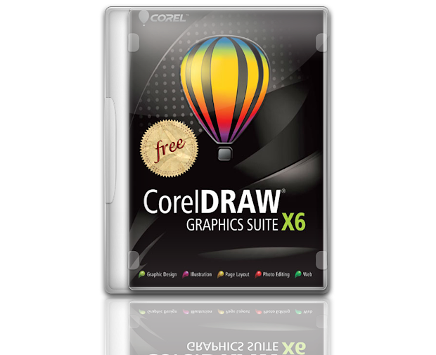 Corel Draw Graphics Suite X6 Free With Crack Key