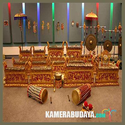 Gamelan Bali, Alat Musik Tradisional Dari Bali