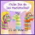 21 de marzo: Día Mundial de la Marioneta