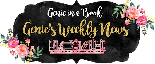 Genie's Weekly News (57) - Taking on new recommendations, embracing crime drama and AusYABloggers news!