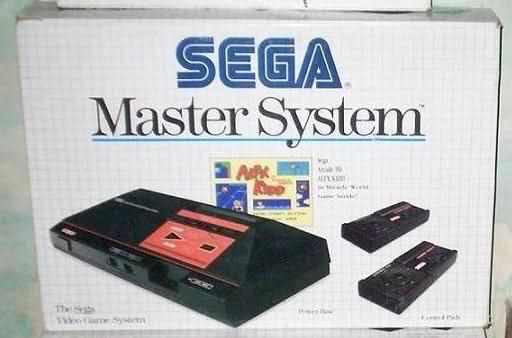 Master System Alex Kidd