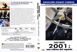 Carátula: 2001: Una odisea del espacio (1968) 2001: A Space Odyssey